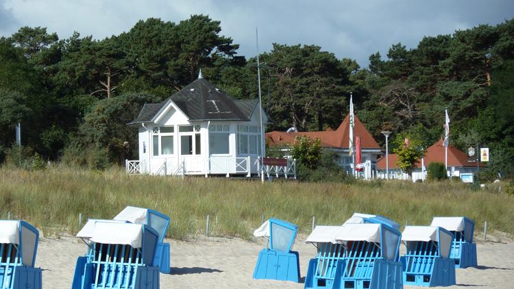 Strandgaststätte